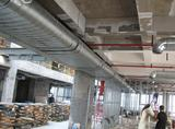 螺旋风管安装施工